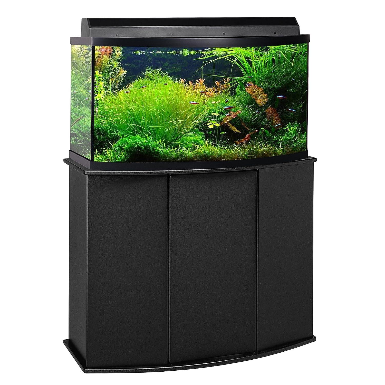Amazon Aquatic Fundamentals 46 Gallon Bowfront Aquarium Stand