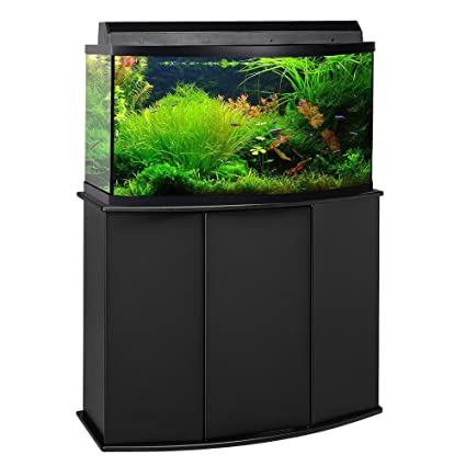 Aquatic Fundamentals 46 Gallon Bowfront Aquarium Stand
