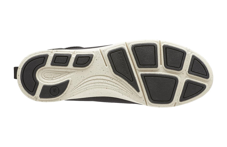 Superfeet Palisade Women's Mary Jane Shoe B074KP7KLG 7 B(M) US|Black / Turtledove