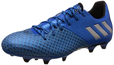 official photos 2cd57 53113 adidas Men s Messi 16.2 Football Boots Blue Silver, ...