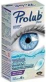 Prolub Ofteno 10 mL, gotas lubricantes y refrescantes para los ojos secos, con o sin lentes de contacto puestas.