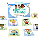 Feelings Flashcards Game Emotion Cards for Learning Emotions with Emotion Faces Therapy Cards A Social Emotional…
