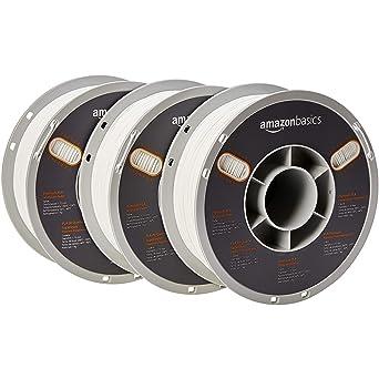 AmazonBasics AML3032851-30 Filamento de PLA de Alta Calidad para ...