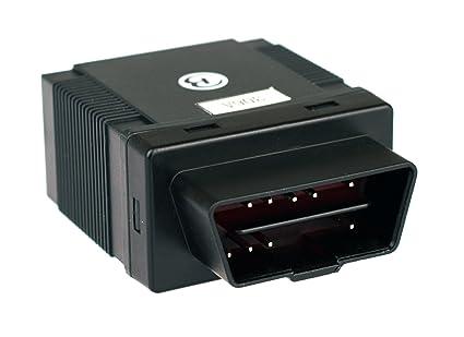 GSM GPS GPRS Tracker TK 306 A V2.5 con conexión obd para 36 Auto