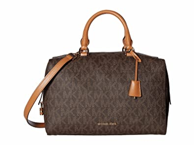 MICHAEL Michael Kors Womens Kirby Large Satchel: Handbags: Amazon.com