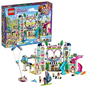a08d07bdd11 LEGO 41347 Friends Heartlake City Resort Playset