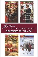 Love Inspired Historical November 2017 Box Set: An Anthology Kindle Edition