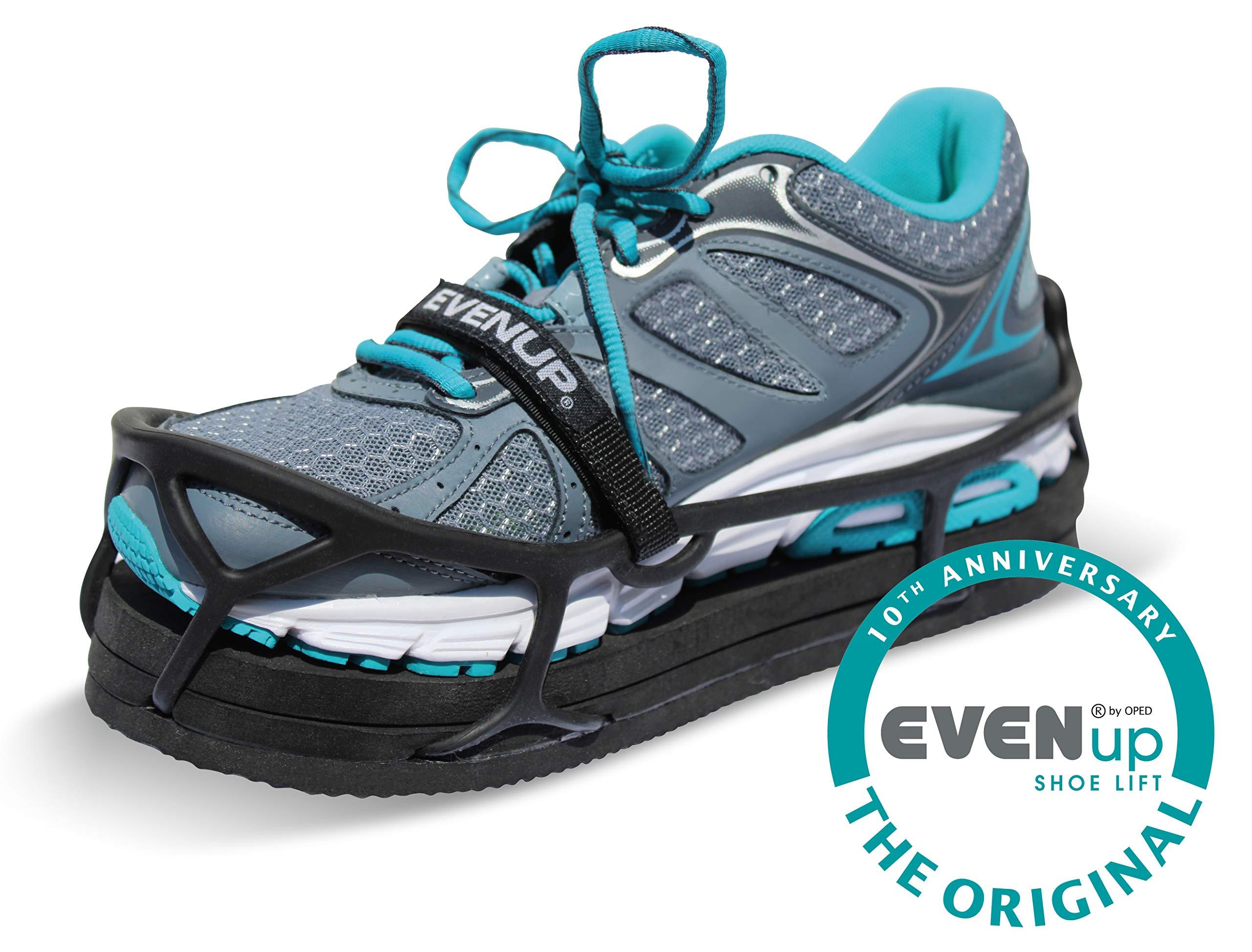 Original EVENup ® Shoe Balancer/Leveler - Equalize Limb Length and Reduce Body Strain While Walking (XSmall)
