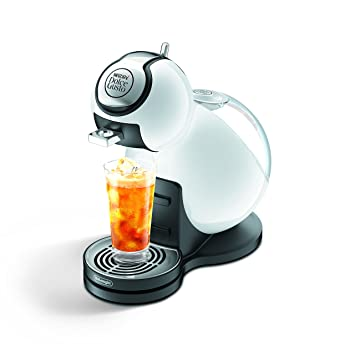 Delonghi Dolce Gusto Melody 3 - Máquina de café (Expresso, 15 Bar), color blanco: Amazon.es: Hogar