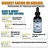 Zinc - Best Liquid Ionic Mineral Supplement