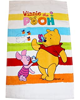 Disney Winnie The Pooh – Toalla de mano (30 x 50 cm, Winnie the