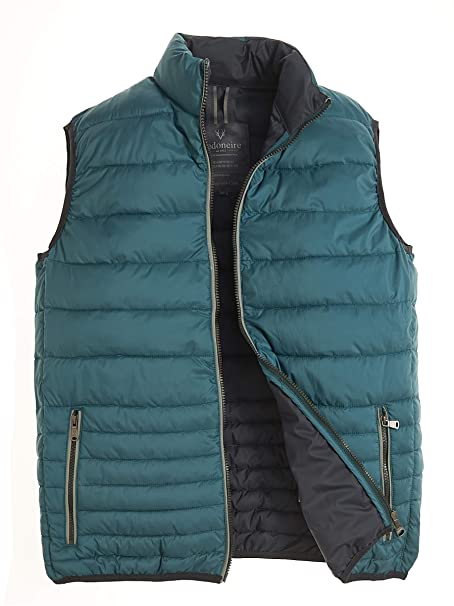 detailed look a62b4 a49ad Vedoneire - Gilet - Giacca Trapuntata - Uomo: Amazon.it ...