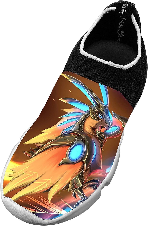 XieZbd Kids PRegis Phoenix By Pamansazz Diy Fly Knit Sneaker Shoes