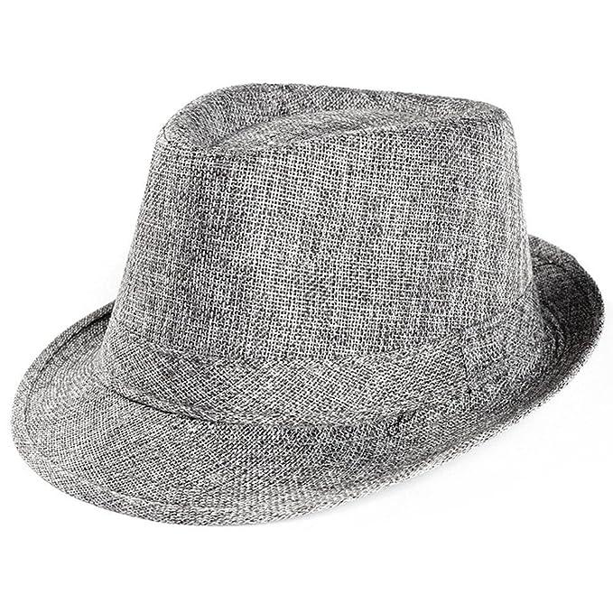 Beladla Sombrero Mujer Y Hombre Verano Sombreros De Paja Anti-Sol Gorra Playa Sun Hat De Viajes Vacaciones: Amazon.es: Ropa y accesorios