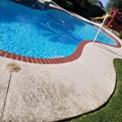 Amazon.com : Cool Decking Pool Deck Paint - Coating for