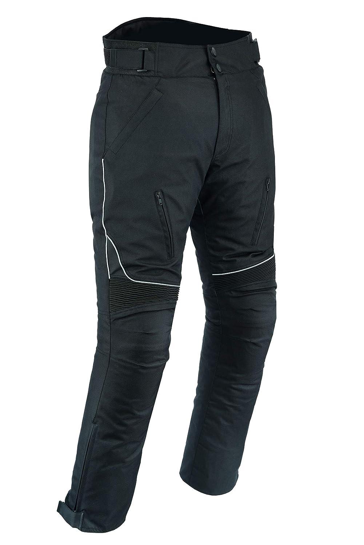 Sterling sportiva da uomo tessuto impermeabile moto motocicletta blindata termico pantaloni cargo Pant Black cameo grigio verde