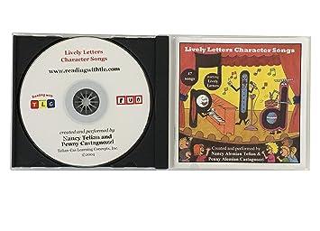 Amazon.com: Lectura con TLC – Lively letras Canciones de ...