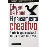 El pensamiento creativo (portada puede variar)