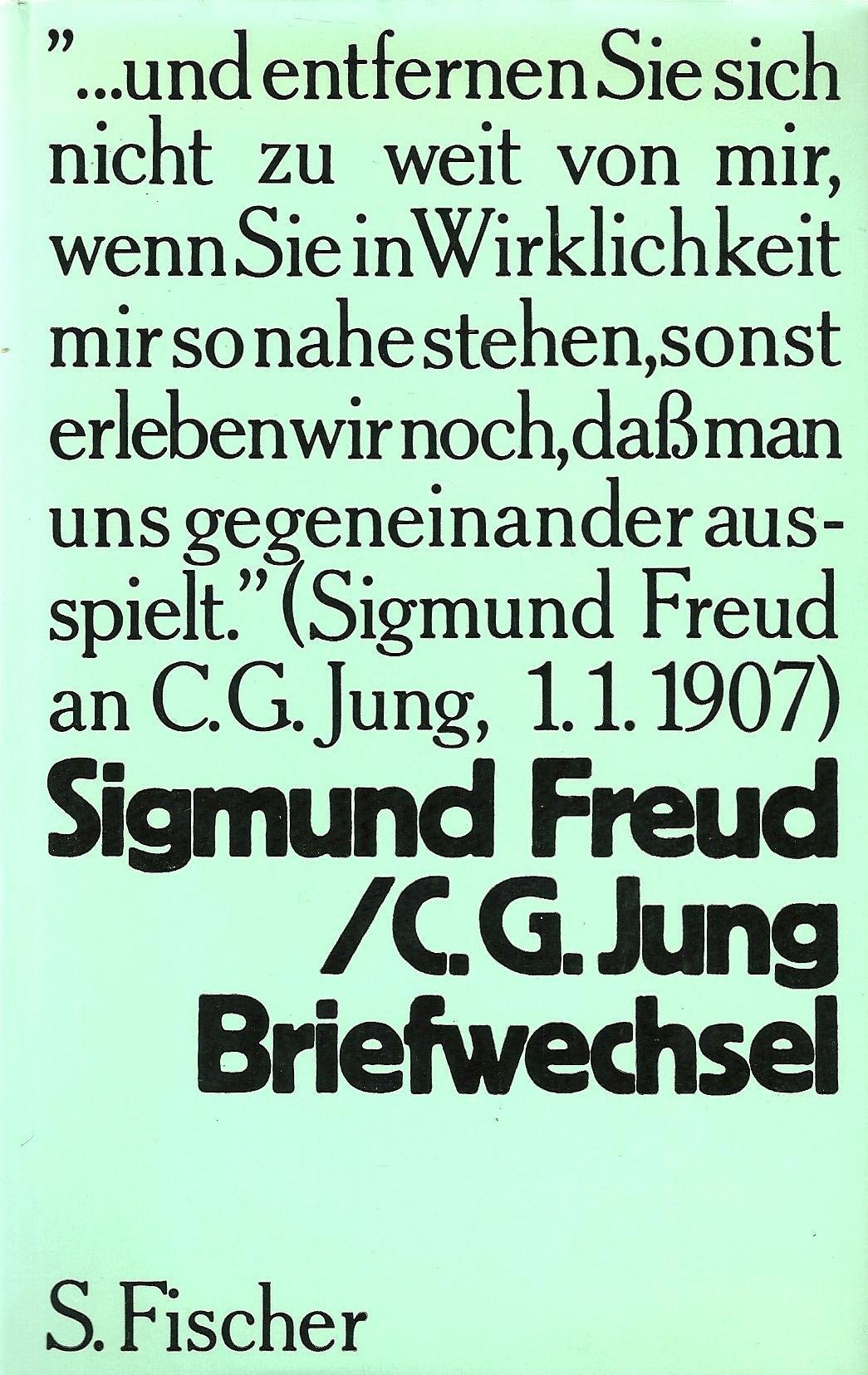 Briefwechsel Freud/Jung