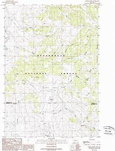 YellowMaps Eureka Basin MT topo map, 1:24000 Scale, 7.5 X 7.5 Minute, Historical, 1988, Updated 1988, 26.9 x 22 in