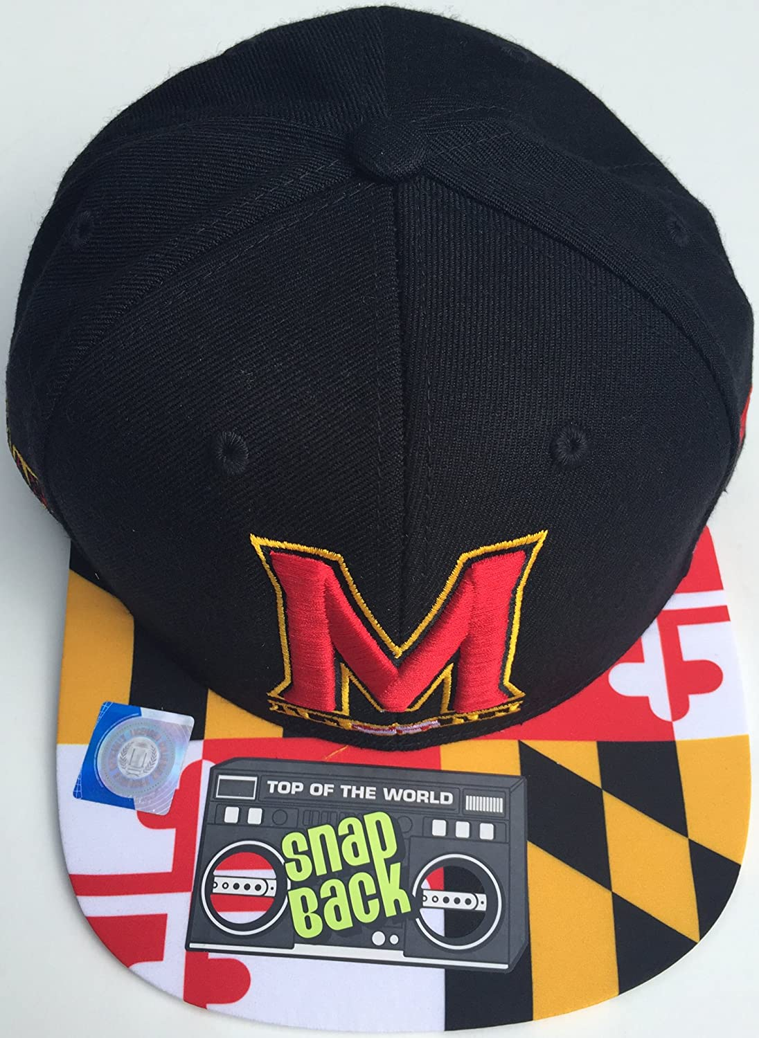 ... best price amazon maryland state flag hat sports outdoors b5153 d384b 897a99938e08