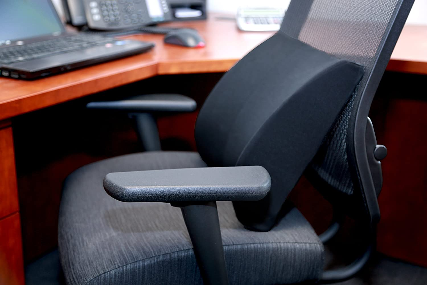 Amazon.com: Lumbar Back Support for Office Chair - Chair Back ...