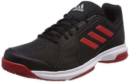 Adidas Approach, Zapatillas de Tenis para Hombre, Negro (Negbas/Escarl/Ftwbla 000), 44 EU: Amazon.es: Zapatos y complementos