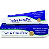 Dental Herb Company DHC-TGP Tooth & Gums Paste Value 3-Pack