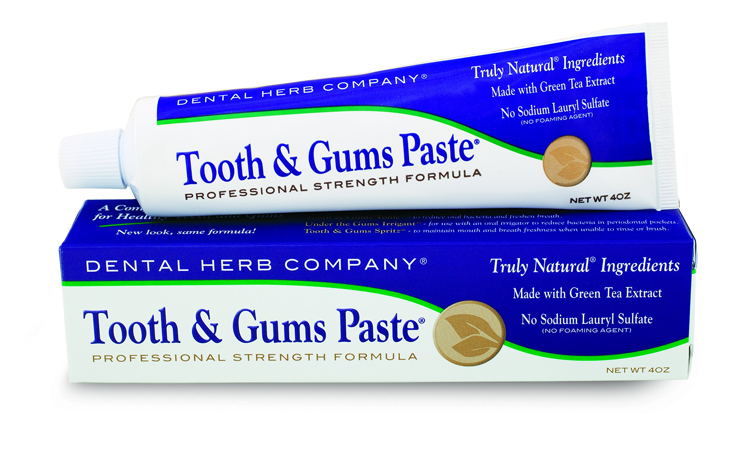Dental Herb Company DHC-TGP Tooth & Gums Paste Super Value 12-Pack by Dental Herb Company