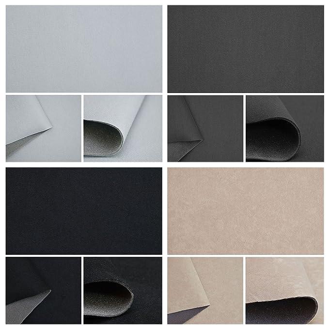 Car Interior Fabrics SAM04 - Forro para techo de coche (velvetón, espuma de poliuretano laminada), color beige: Amazon.es: Hogar