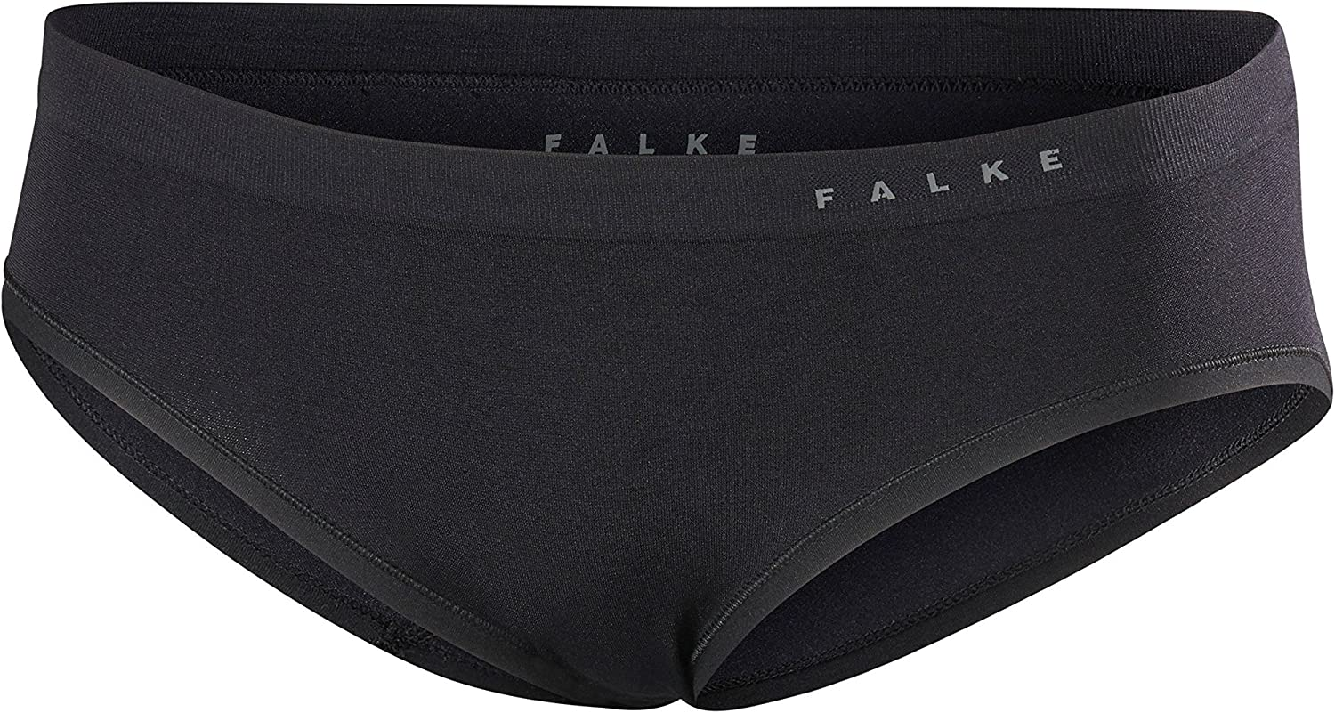 Sizes XS-XL sweat wicking FALKE Women Cool Panties Base layer ideal for trekking//hiking: breathable Multiple Colours fast drying Sports Performance Fabric 1 Piece cooling effect