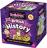 The Green Board Game Co. BrainBox - British History
