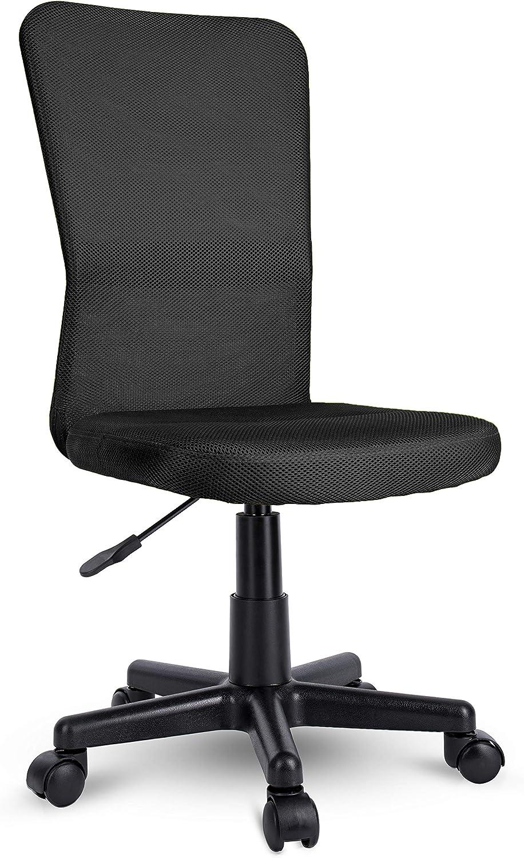Lift SGS-gepr/üft TRESKO B/ürostuhl Schreibtischstuhl Drehstuhl gepolsterte Sitzfl/äche stufenlos h/öhenverstellbar ergonomische Passform Hellgr/ün mit Kunststoff-Leichtlaufrollen