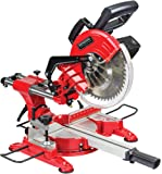 General International 10 Inch, 15 Amp Sliding Mitre Saw with Laser Alignment System