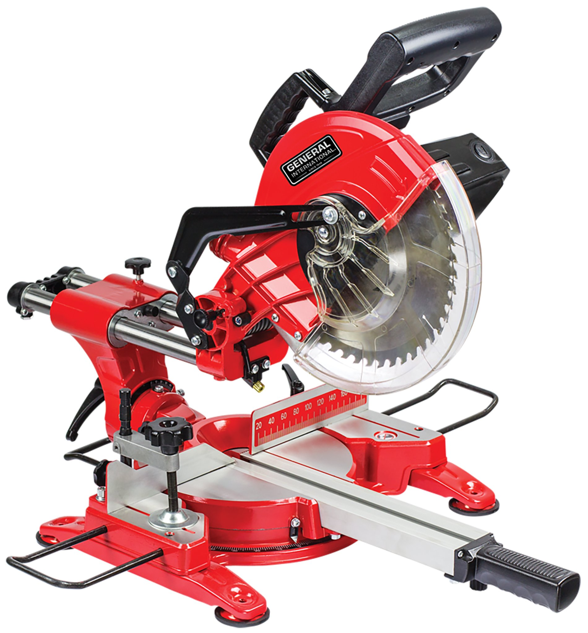 General Intl. Power Products MS3005 10'' Sliding Miter Saw by General Intl. Power Products