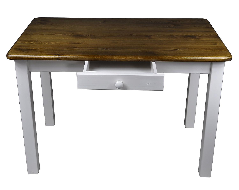 Genial Esstisch 60x80 Sammlung Von Mit Schublade Küchentisch Tisch Restaurant Massiv Holz