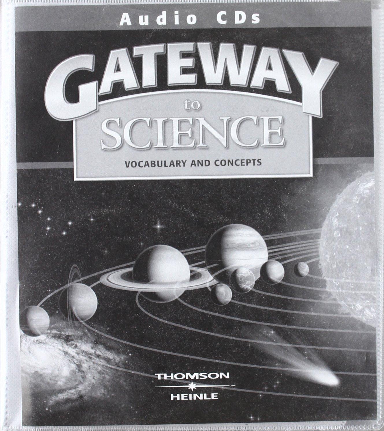 Gateway to Science: Audio CDs by Brand: Heinle ELT