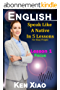 English: Speak English Like A Native In 5 Lessons For Busy People, Lesson 1: Focus (Speak Like A Native In 5 Lessons) (English Edition)