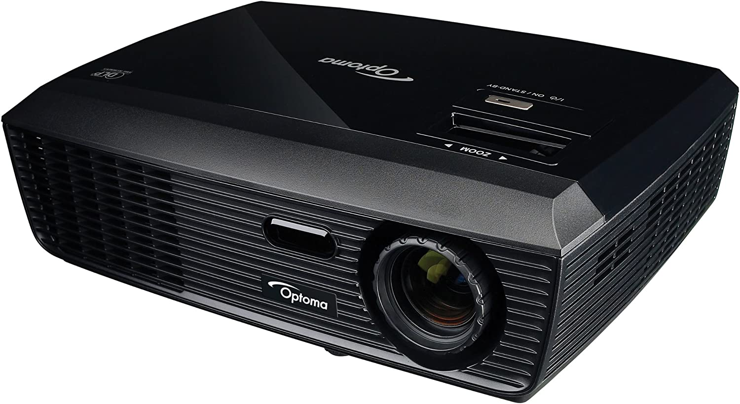 Optoma DW326e WXGA 3000 Lumen Full 3D DLP Projector with HDMI
