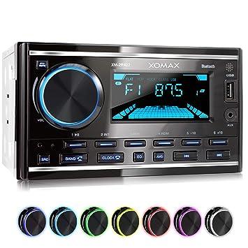 Xm Bluetooth I UsbAux AmFm Xomax Rds 2r422 Autoradio Avec JcK1FTl3