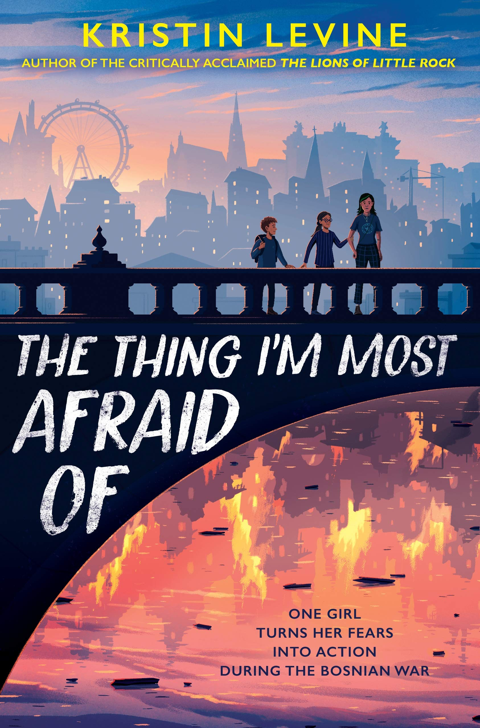 The Thing I'm Most Afraid Of: Levine, Kristin: 9780525518648: Amazon.com:  Books