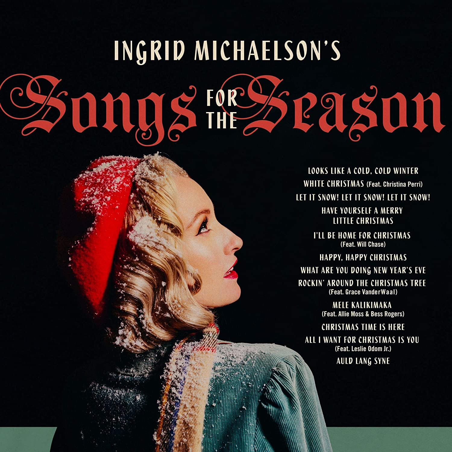 All I Want For Christmas Is You Original.Ingrid Michaelson S Songs For The Season