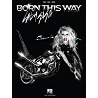 Lady Gaga - Born This Way Songbook (English Edition)