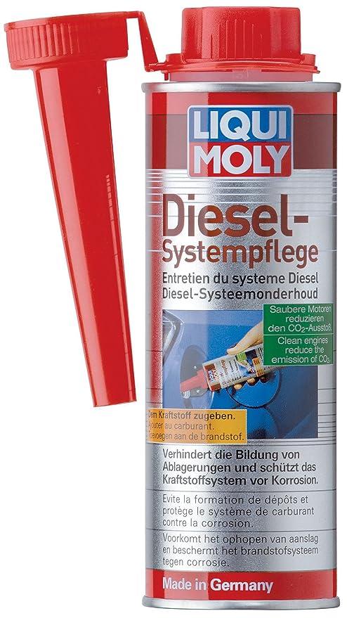 LIQUI MOLY 5139 Systempflege Diesel, 250 ml