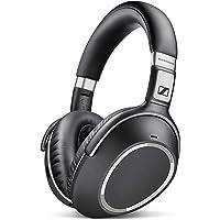 Sennheiser PXC 550 Over-Ear Wireless Bluetooth NoiseGard Adaptive Noise Cancelling Headphones (Black)