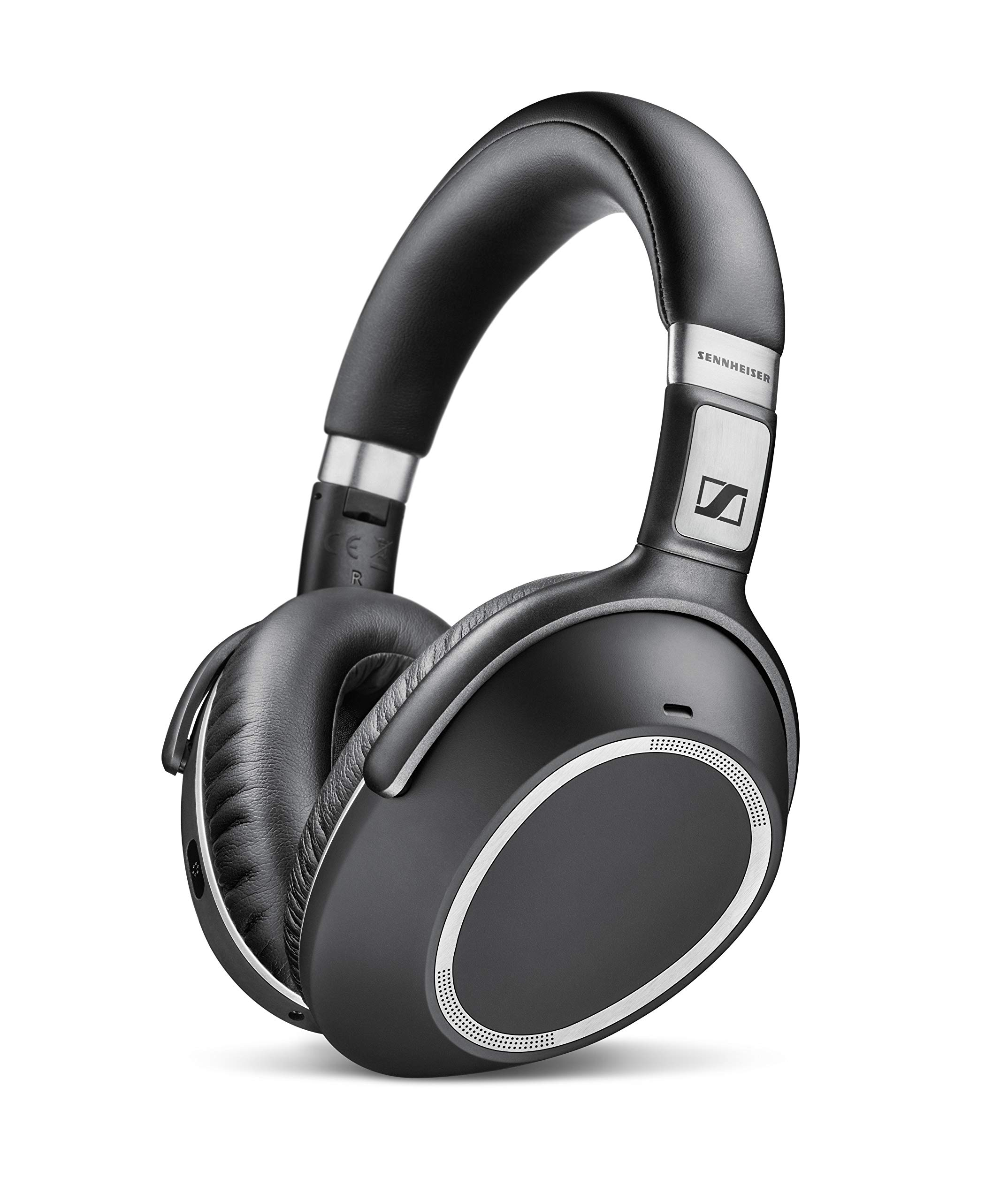 Sennheiser PXC 550 Wireless - NoiseGard Adaptive Noise Cancelling, Bluetooth Headphone with Touch Sensitive Control and 30-Hour Battery Life by Sennheiser Consumer Audio