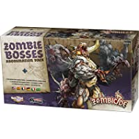 CoolMiniOrNot Zombicide Black Plague Zombie Bosses Board Games