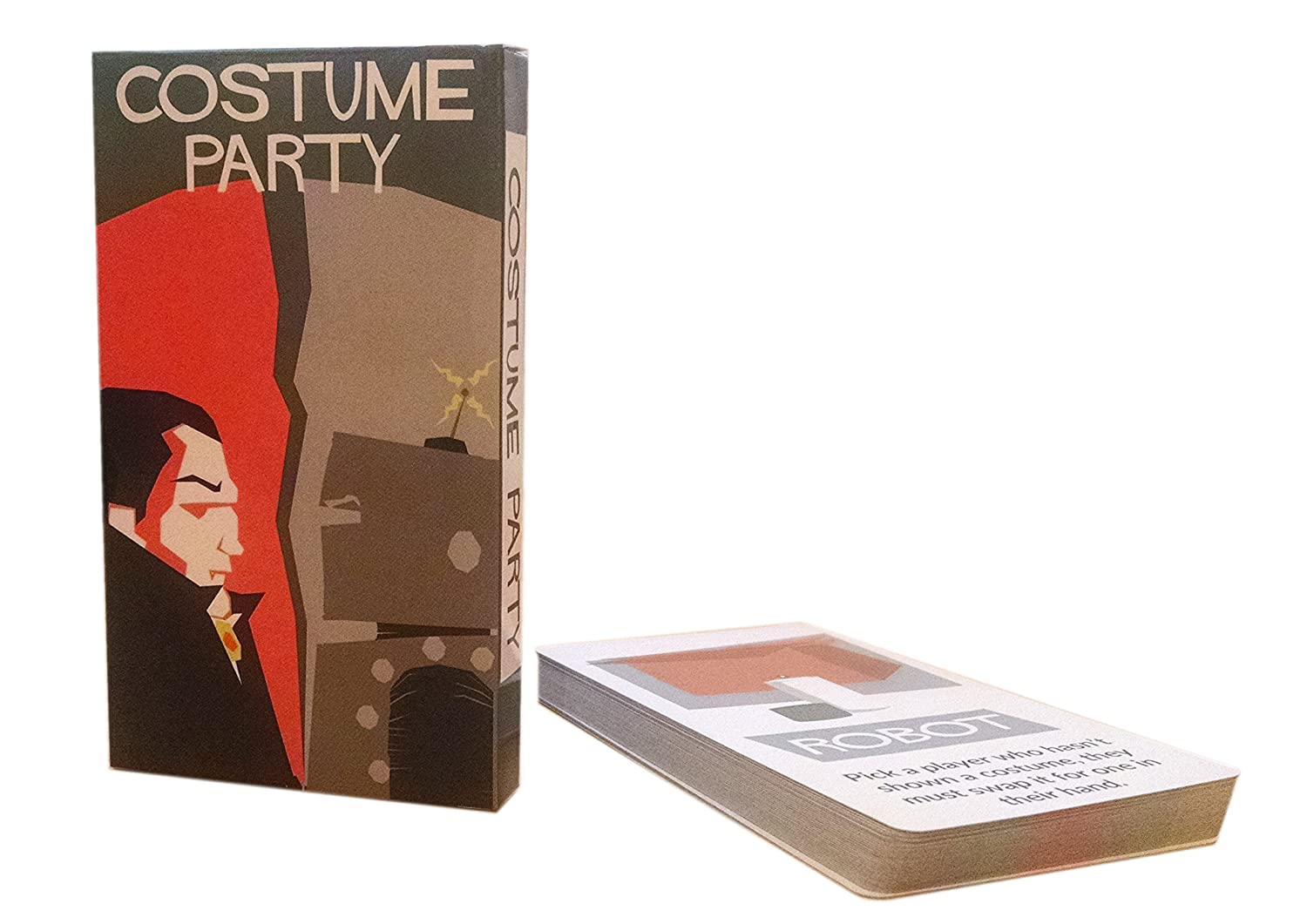 The Costume Party Naturalist Games E20589