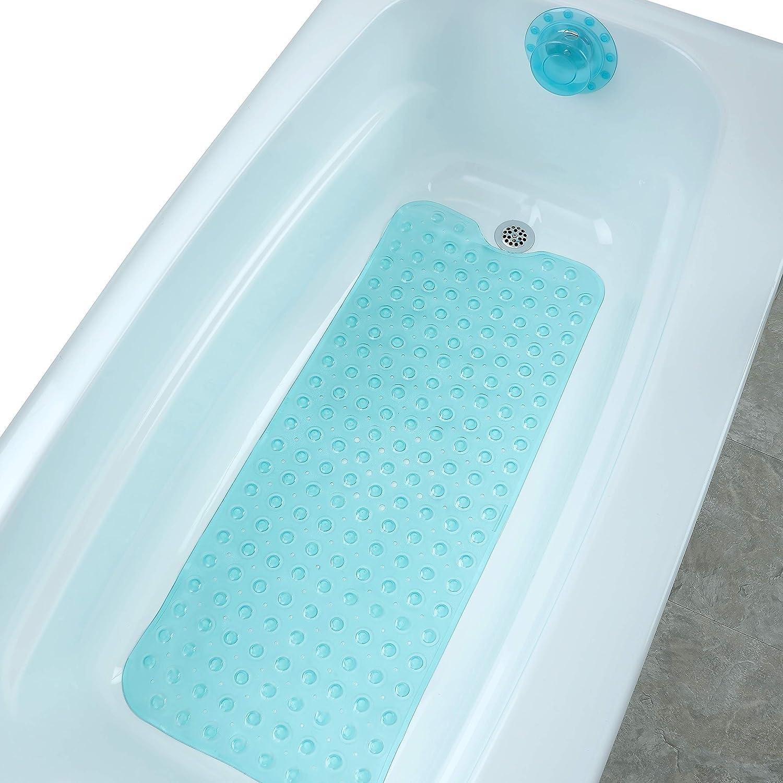 Slipx Solutions Copertura Per Il Troppo Pieno Della Vasca Di Scarico Del Bagno Aggiungendo I Pollici Di Acqua Alla Vasca Per Un Bagno Piu Caldo E Piu Profondo Diametro 4 Grigio