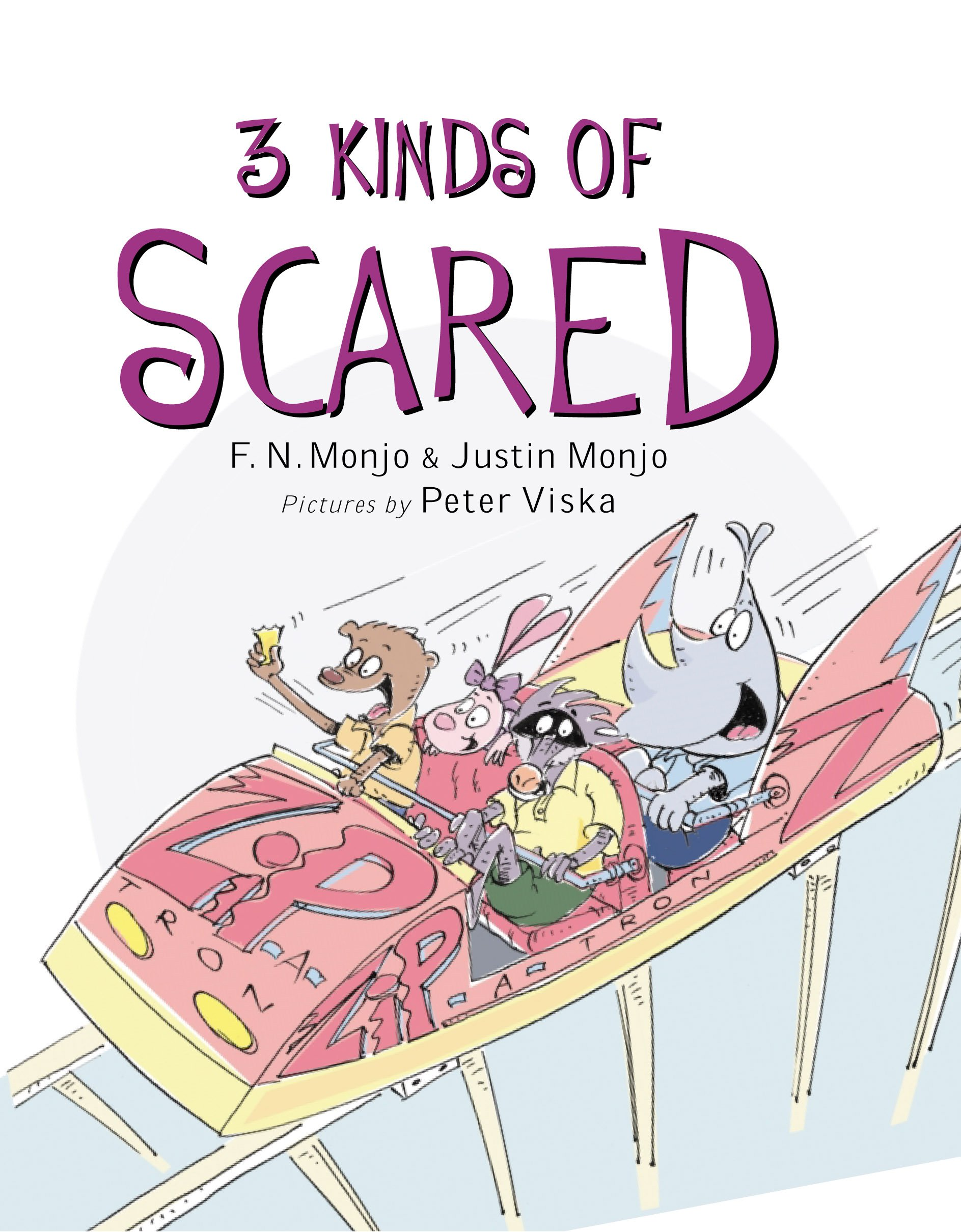 Download 3 Kinds of Scared ebook